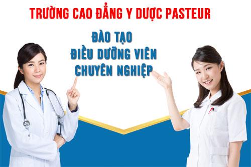 Chất lượng đào tạo tại Trường Cao đẳng Y Dược Pasteur TP.HCM